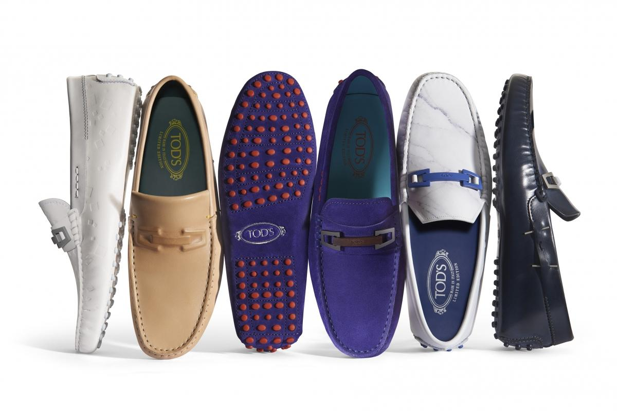 Looking at Tod's Leo