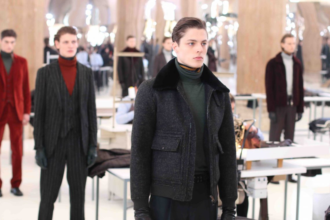 PAL ZILERI FW17: between sartorial tradition and innovation