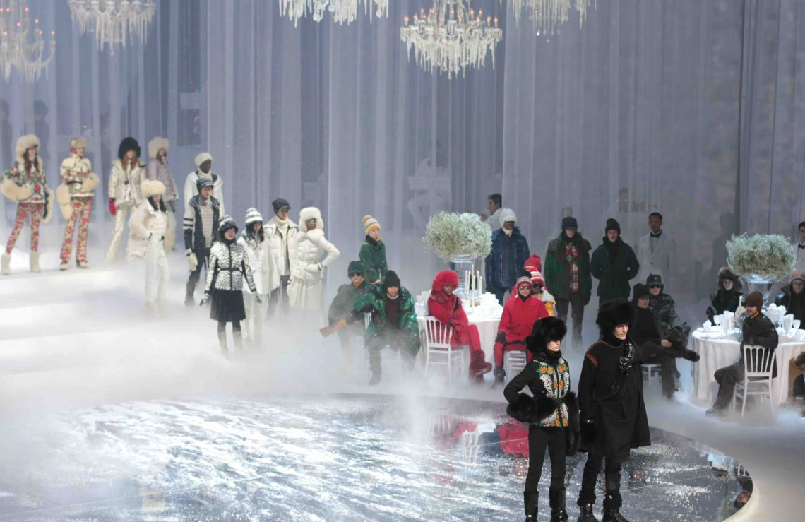 MONCLER GRENOBLE FW17 at NYFW