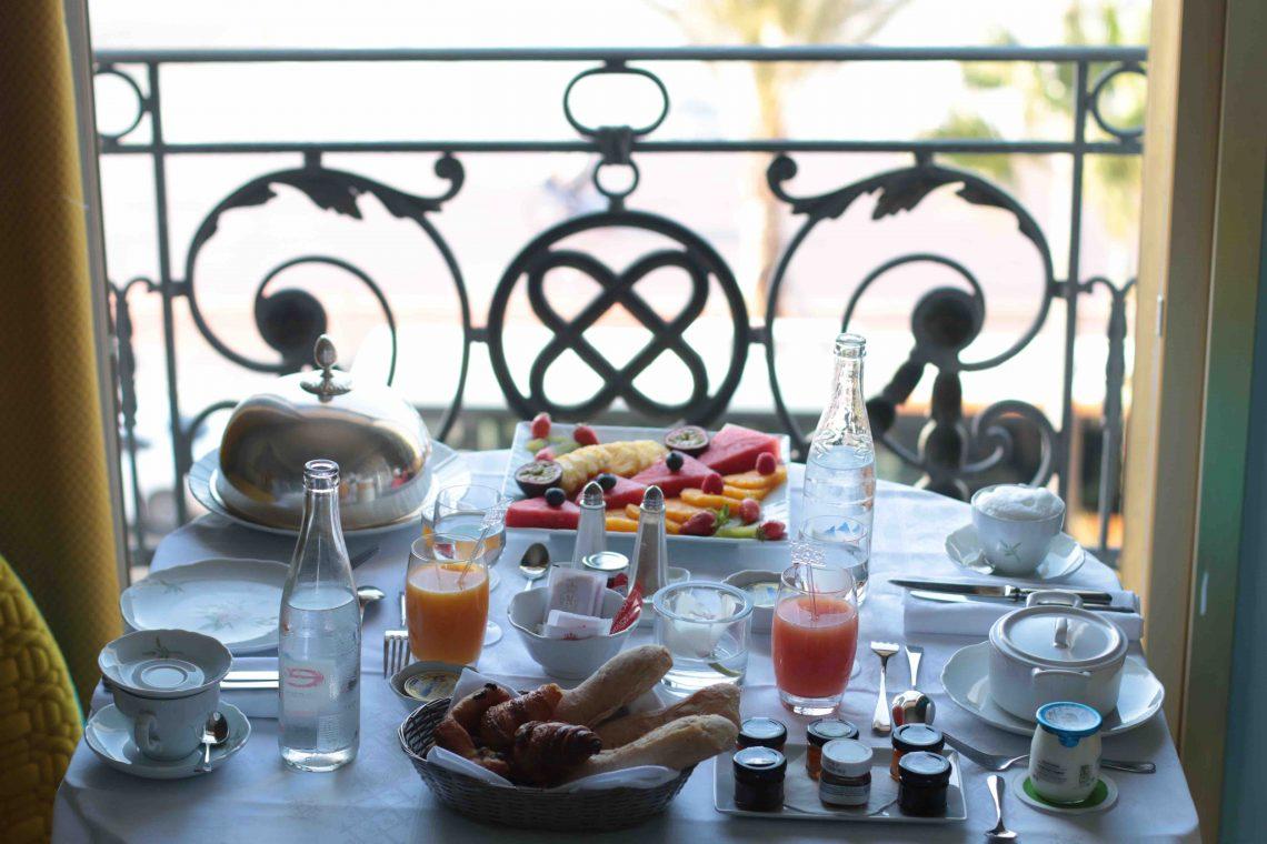 Le Negresco: a luxury stay in Nice