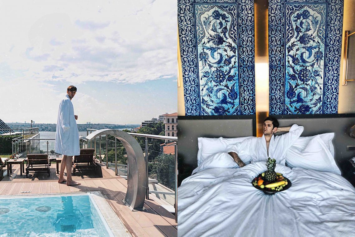 Ritz Carlton Istanbul – luxury stay at the Bosphorus