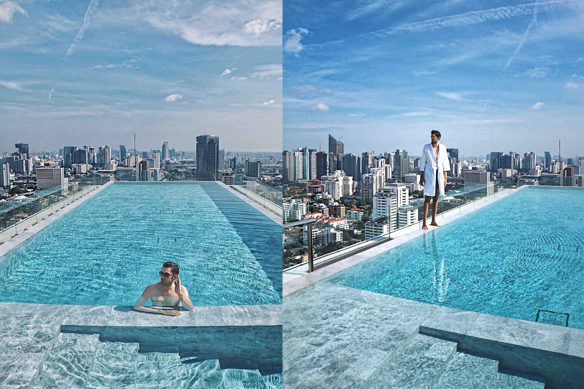 BANGKOK ON TOP: 137 SUITES & RESIDENCES