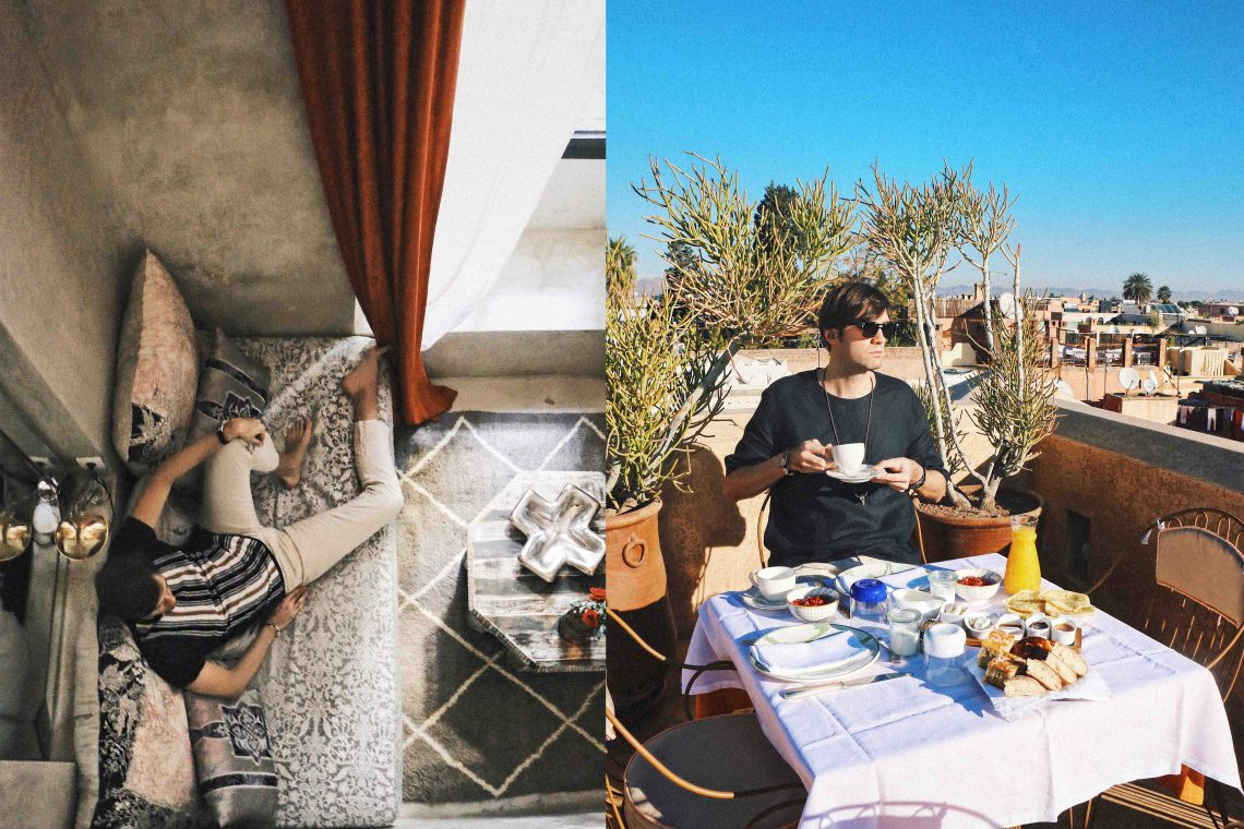 MY MARRAKECH EXPERIENCE – 72 RIAD LIVING